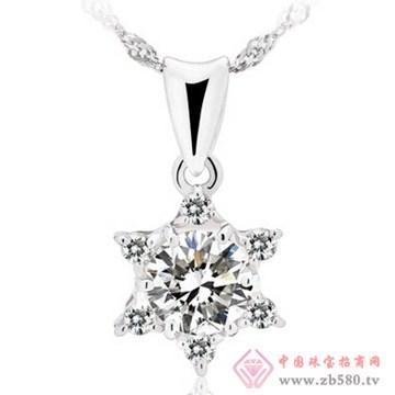 迴响珠宝-925银饰吊坠01