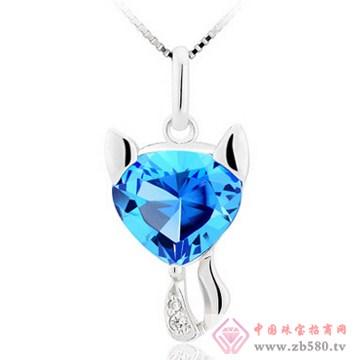迴响珠宝-925银饰吊坠07