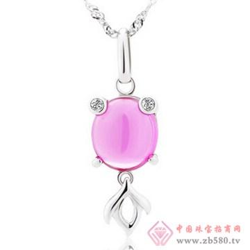 迴响珠宝-925银饰吊坠08