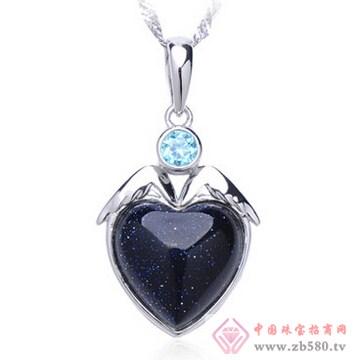 迴响珠宝-925银饰吊坠09