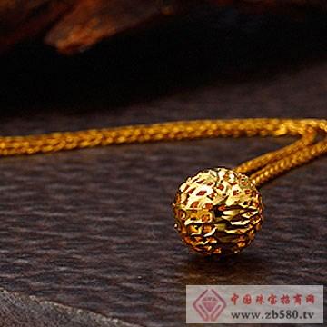 中地黄金-黄金首饰1