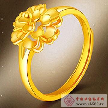 中地黄金-黄金首饰2