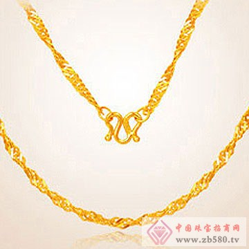 中地黄金-黄金首饰3