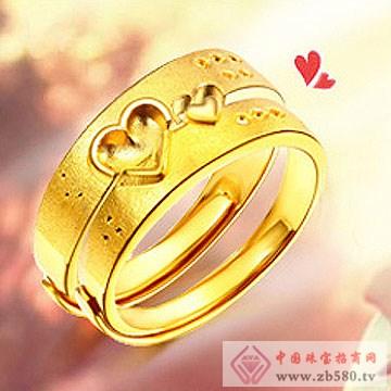 中地黄金-黄金首饰4