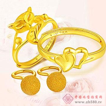 中地黄金-黄金首饰5