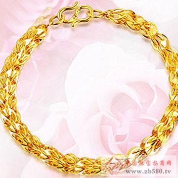 中地黄金-黄金首饰7