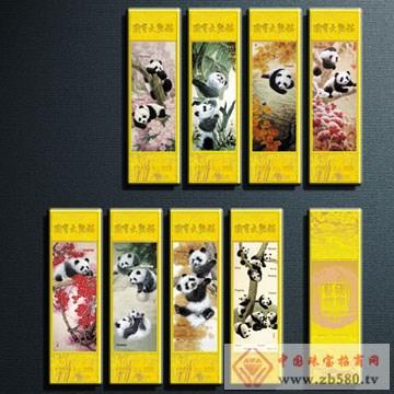 长城金银-熊猫金条