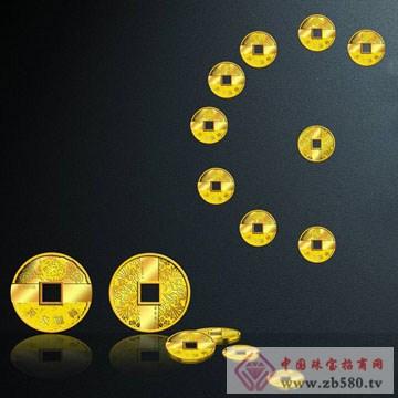 长城金银-方孔钱