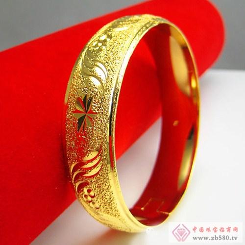 黄金手镯花纹都代表什么含义