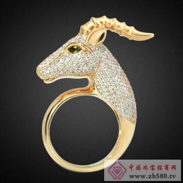 乾玄珠宝-吉祥系列戒指01