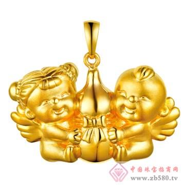 博艺黄金-吊坠01