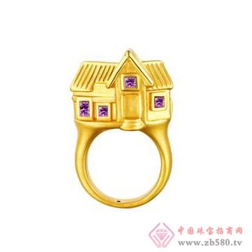 博艺黄金-戒指01