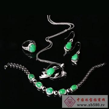 泽华文投-翡翠经典五件套