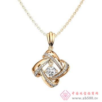 双义盛-钻石吊坠01