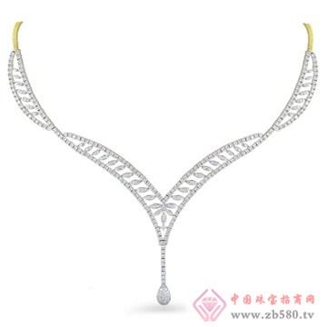 SRK-钻石项链01
