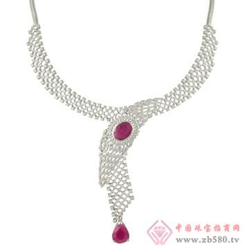 SRK-钻石项链02