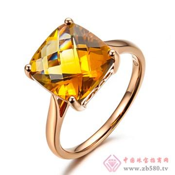 普林尼-黄晶石戒指【佑护四方】