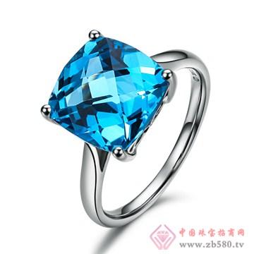 普林尼-托帕石戒指【拥抱阳光】