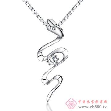 普林尼-钻石吊坠【蛇舞】