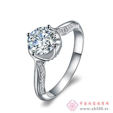 普林尼-钻石戒指【满满爱】