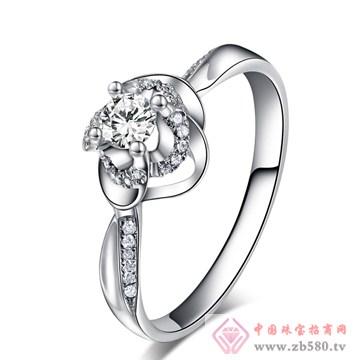 普林尼-钻石戒指【情溢繁花】