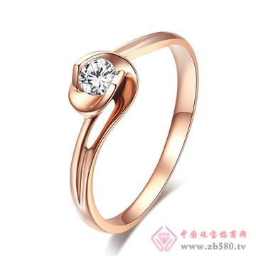 普林尼-钻石戒指【执手相依】
