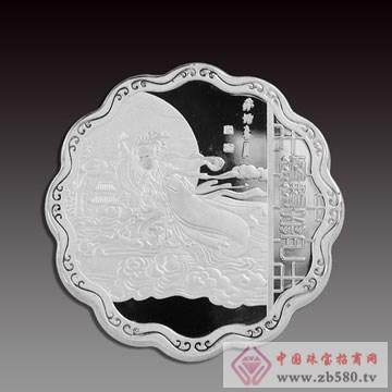 中秋纳福银月饼之嫦娥奔月