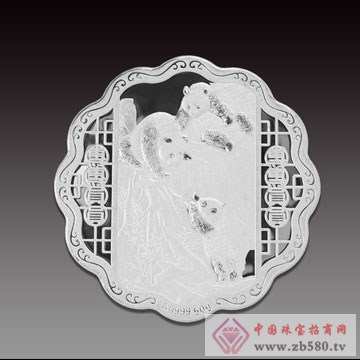 中秋纳福银月饼之团团圆圆