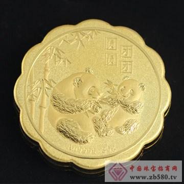 国宝中秋金月饼