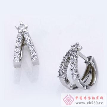 金钻世家-钻石耳饰02