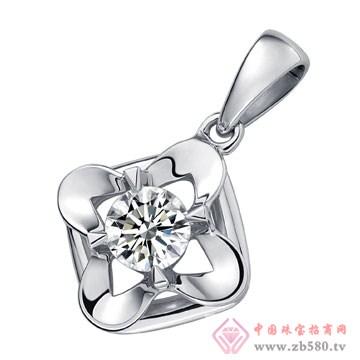 金钻世家-钻石吊坠01