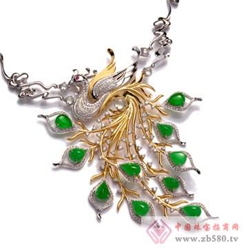 恒产珠宝-翡翠项链01