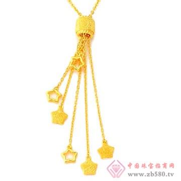 恒产珠宝-黄金项链03