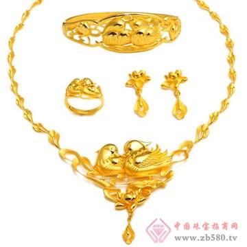 恒产珠宝-黄金套装01