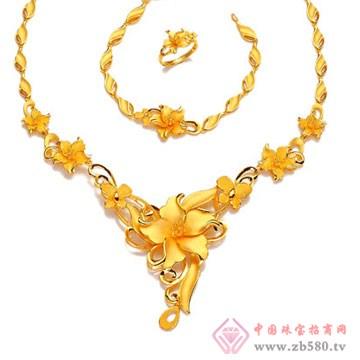 恒产珠宝-黄金套装03