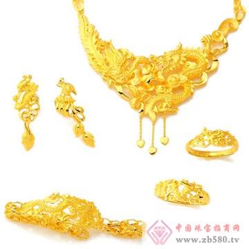 恒产珠宝-黄金套装04