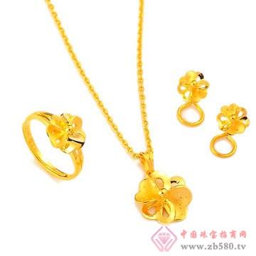 恒产珠宝-黄金套装05