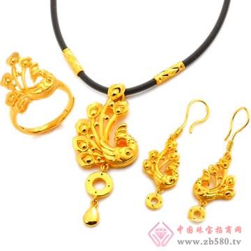 恒产珠宝-黄金套装06