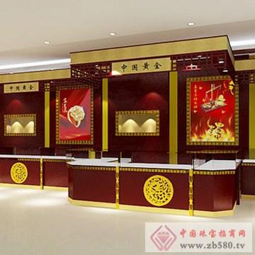 中国黄金01