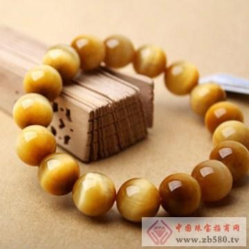 天津珠宝街-黄木变手串