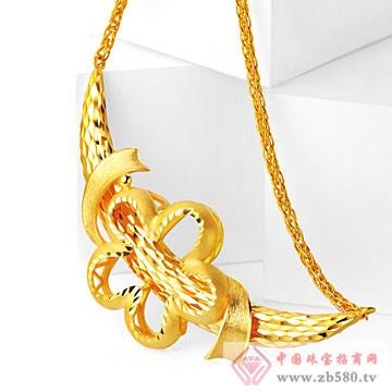 世嘉珠宝-非常完美系列黄金项链