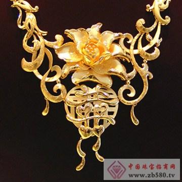 赵都金店-黄金项链03