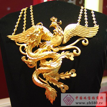 赵都金店-黄金项链05