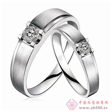 金玛银城-18K金钻石戒指02