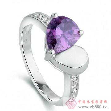 金玛银城-纯银戒指