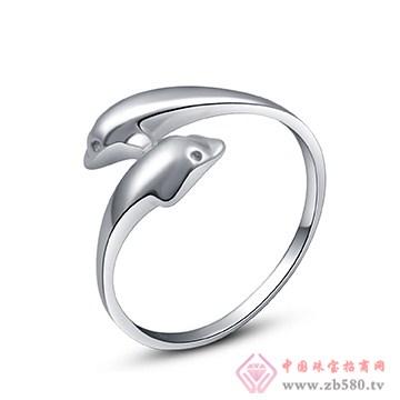中鑫珠宝-纯银戒指