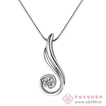 中鑫珠宝-钻石吊坠04