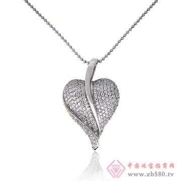 中鑫珠宝-钻石吊坠02