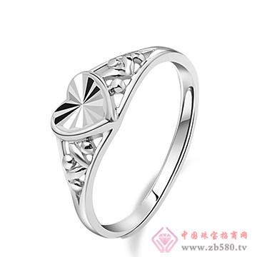 中鑫珠宝-钯金戒指