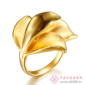 中鑫珠宝-黄金戒指